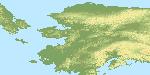 Alaska Arctic Elevation